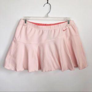 Nike Dri Fit NWT Sz S Tennis Skirt Pink